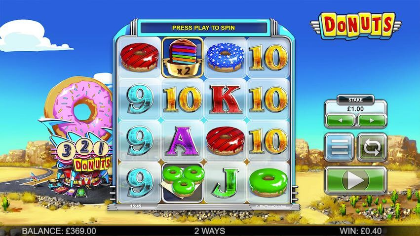Slot Machine Odds -72644