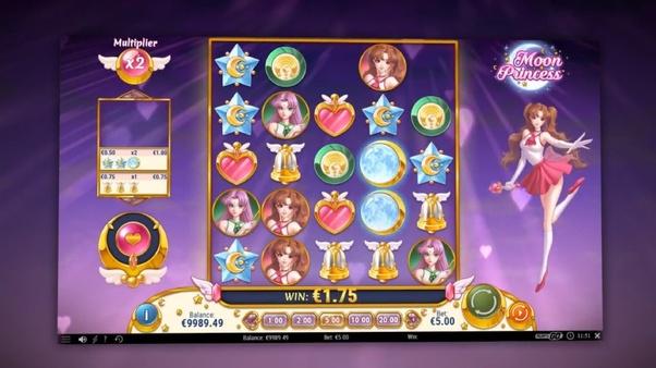 Moon Princess -40631