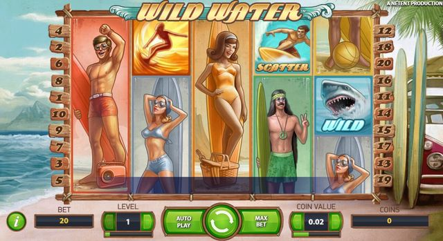 Wild Water -62690
