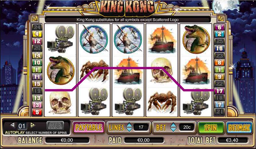 Cinerama Slot Bonus -97458