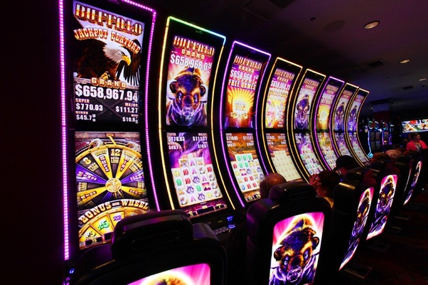 Slot Machine Odds -39744