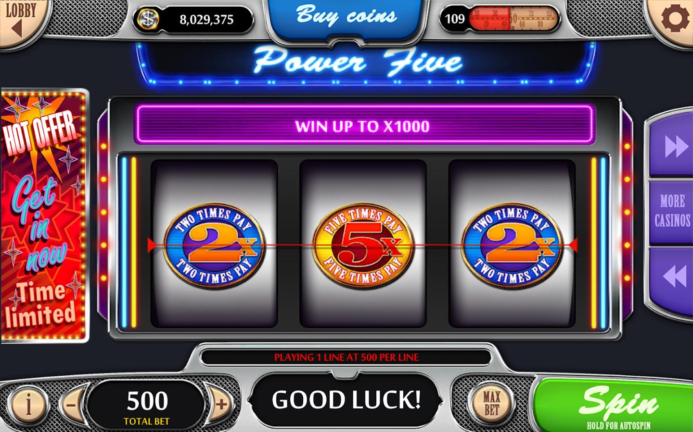 Vegas Slots Online -25769