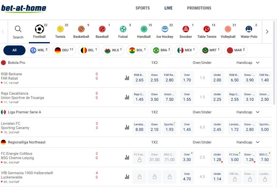 Ice Hockey Betting -47945