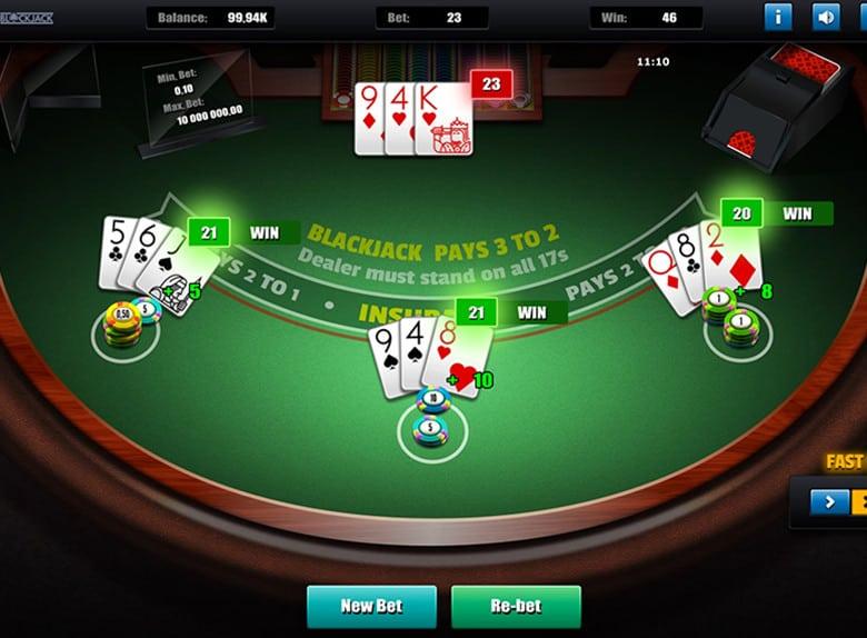 Simple Blackjack Strategy -81238