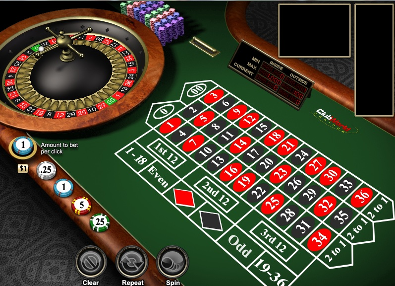 Cheapest Roulette -75132