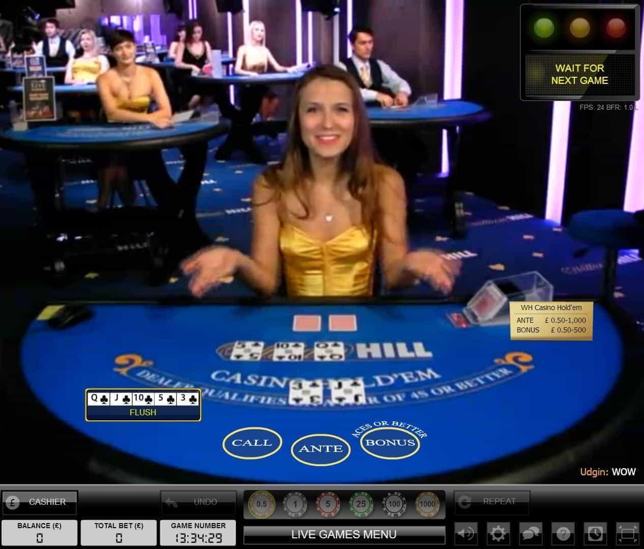 Live Dealer -15299