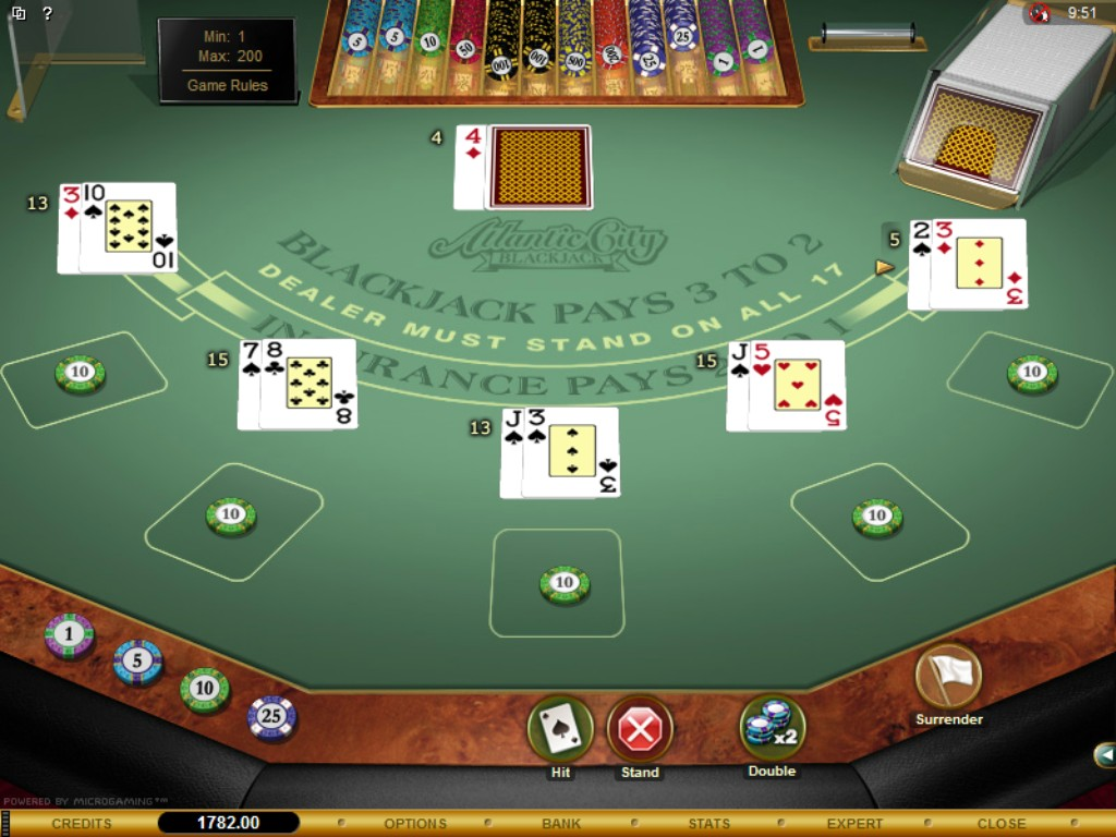 Best Online Blackjack -44521