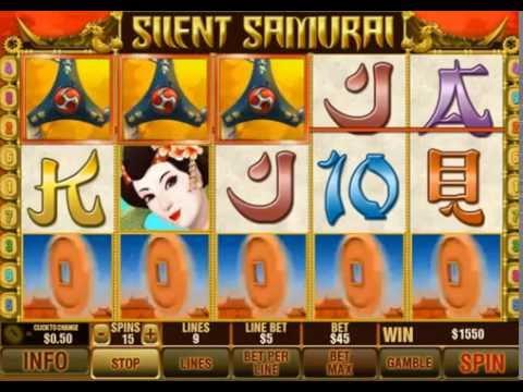 Silent Samurai Slot -32422