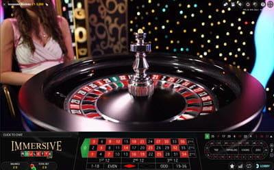 Immersive Roulette -65221