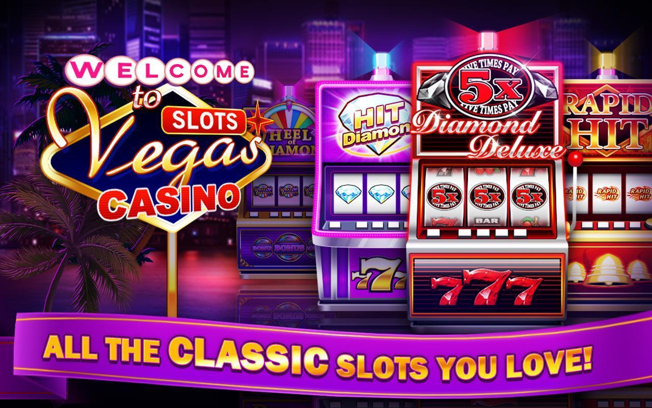 Vegas Casino Slots -29758