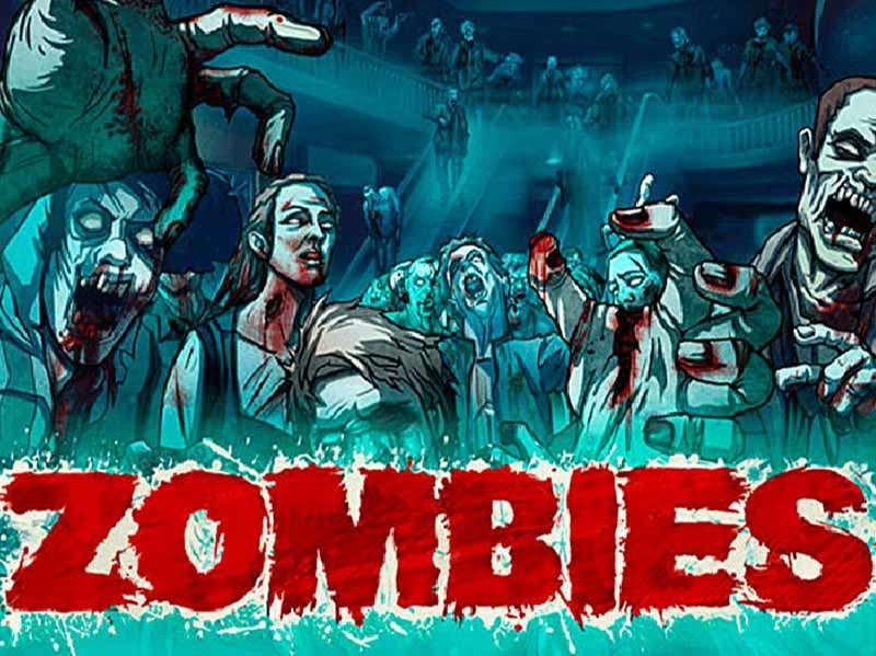 Zombies Slot Poker -76559