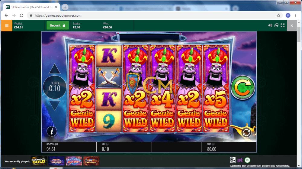 Volatile Slot Big -36942