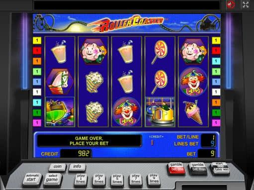 Thrill Spin Slot -84136