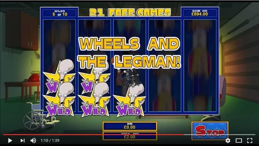 Cartoon Capers Slot -36454