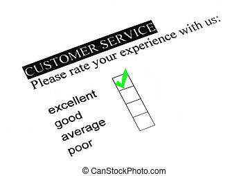 Excellent Customer Service -27313