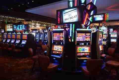 Slot Machine Odds -31796