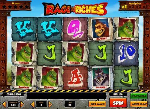Troll Hunters Slot -50376