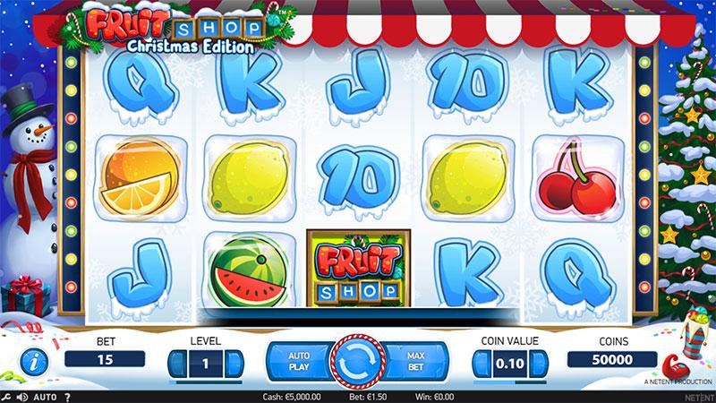 Fruit Shop Slot -65537