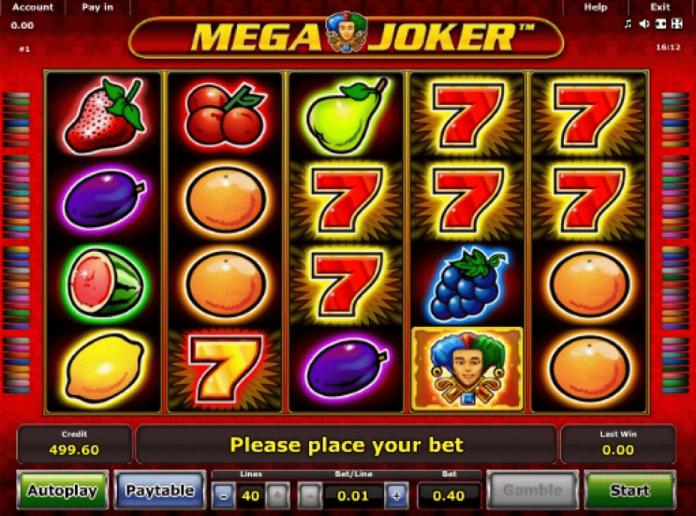 Mega Joker Slot -32867