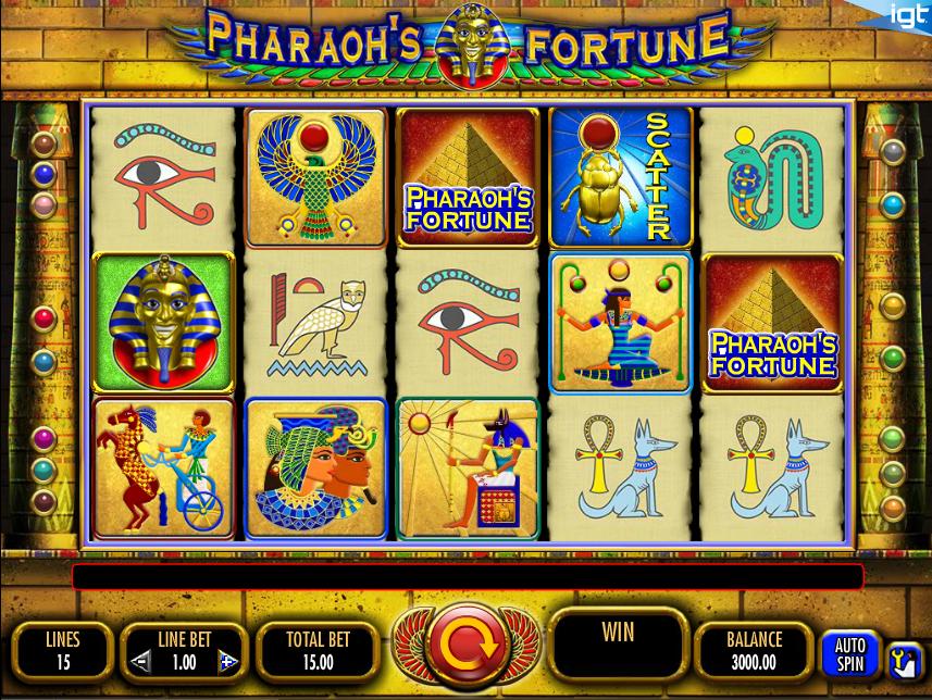 Egyptian Slots -77636