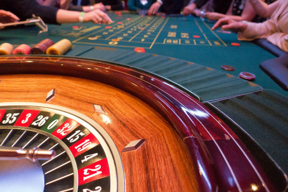 Casino Valuation Multiples -96271