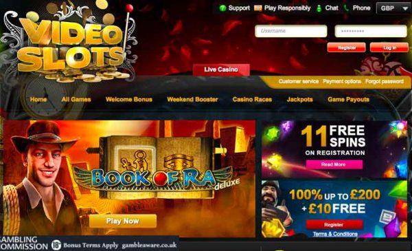 Video Slots -92366