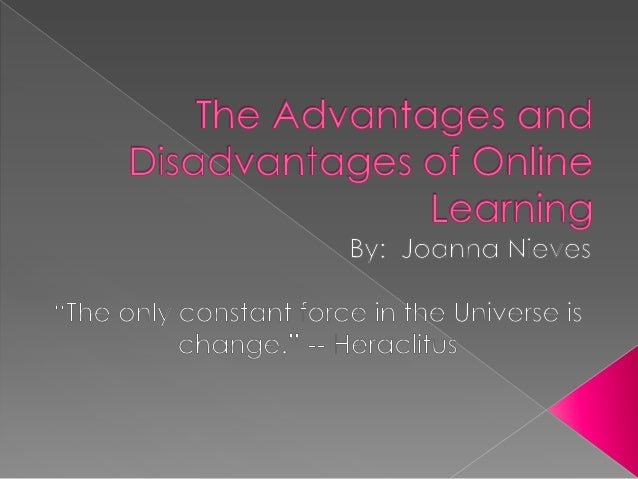 Advantages of Online -44369