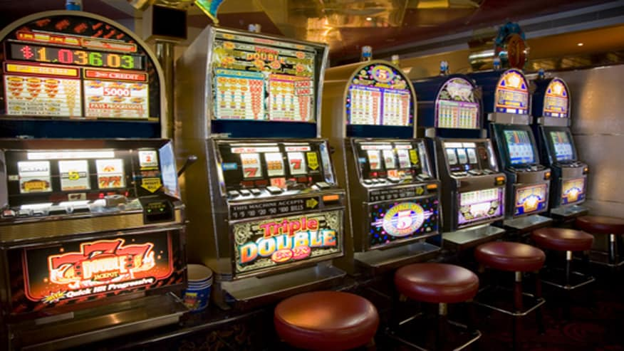 Slot Machine Odds -33925