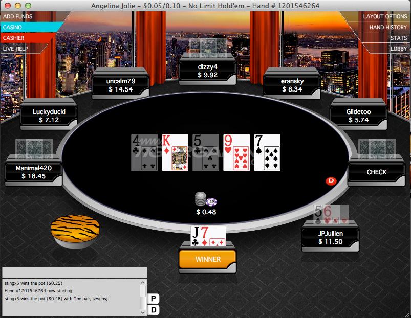 Best Daily Poker -87687