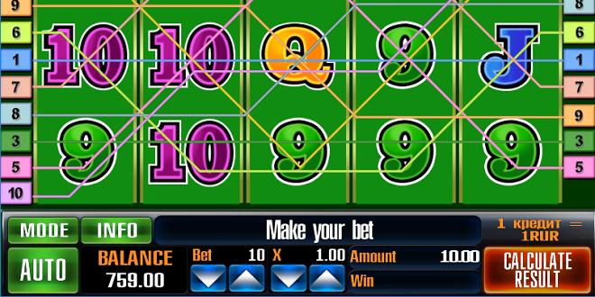 Blackjack Online -54822