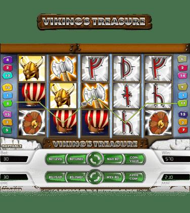 Viking Treasure Slot -74708