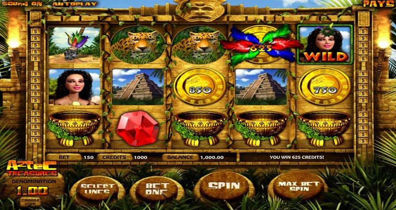 Aztec Princess Slot -39759