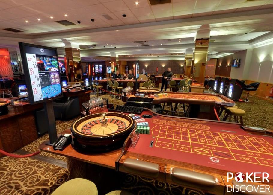 Casino Car -68425