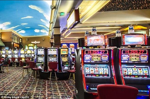 Casino Front Money -10987