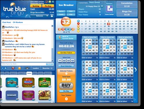 Casino Profits Bingo -76230