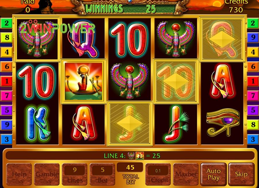 Casino Slot Machine -97376
