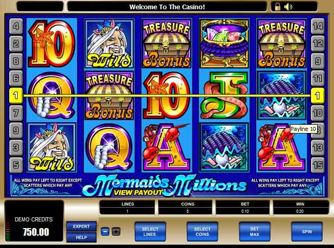 Slot Machines -89501