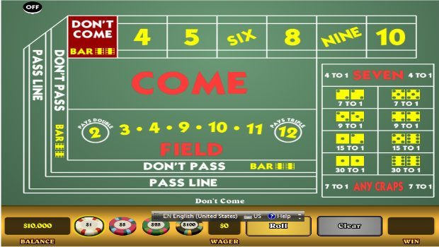 Come Bet Strategy -56289