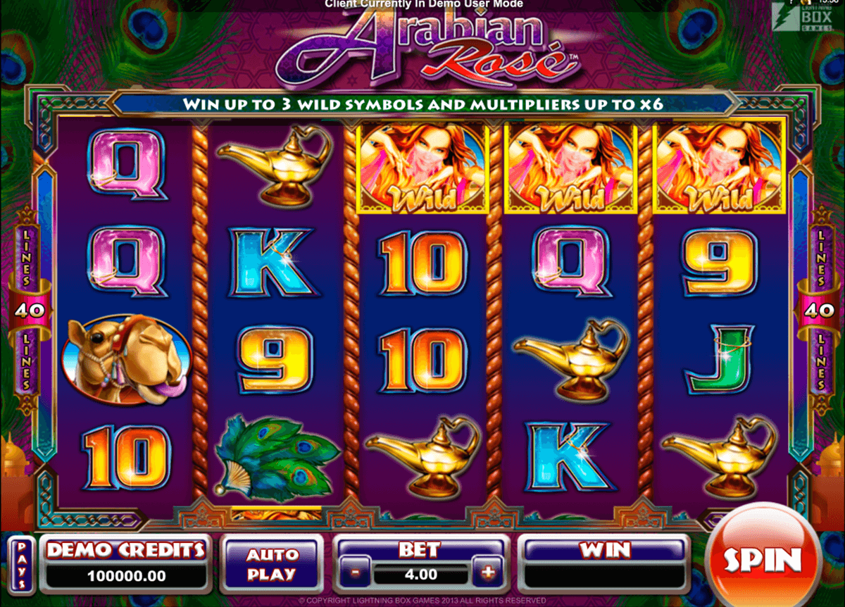 The Marvellous Slot -54922