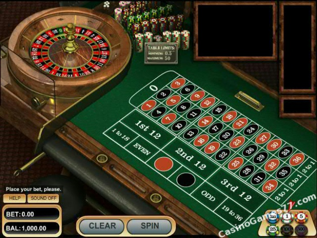 Roulette Strategy to -52742