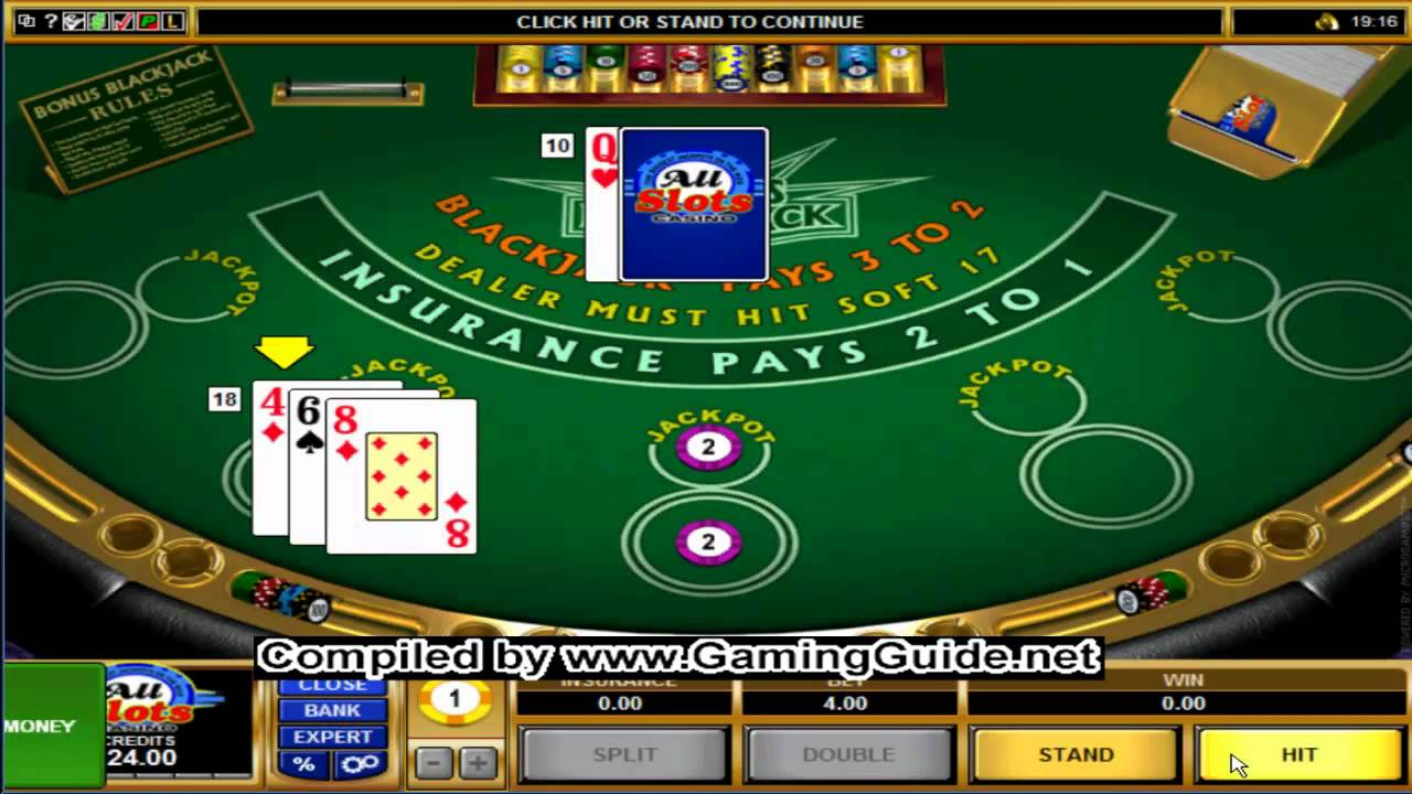 Double Exposure Blackjack -83179