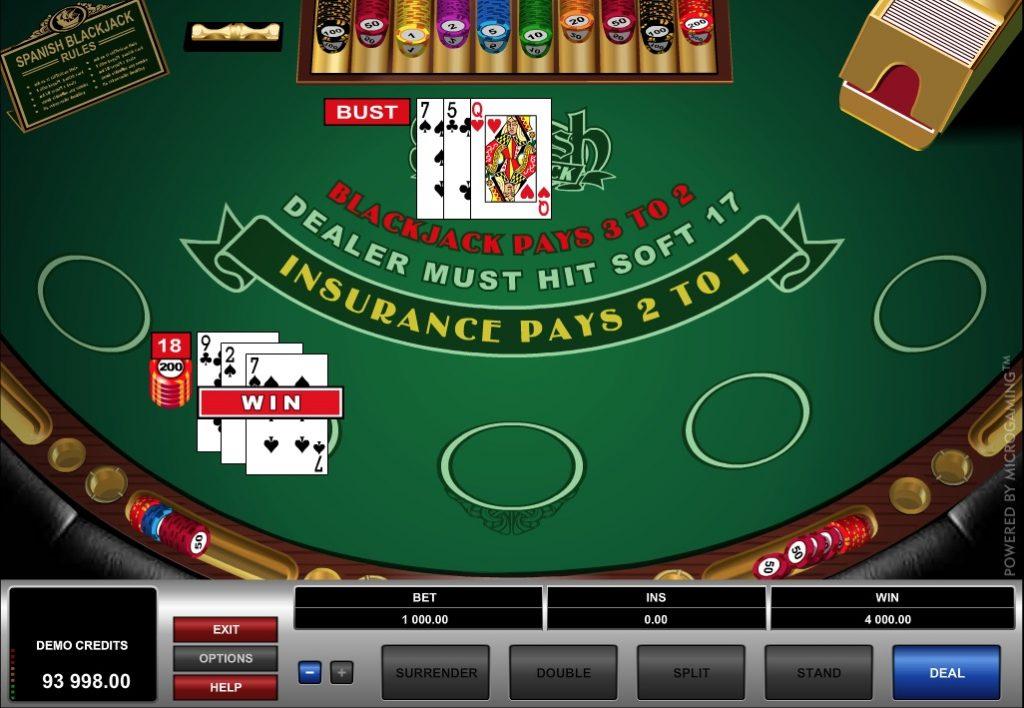 Double Exposure Blackjack -33454