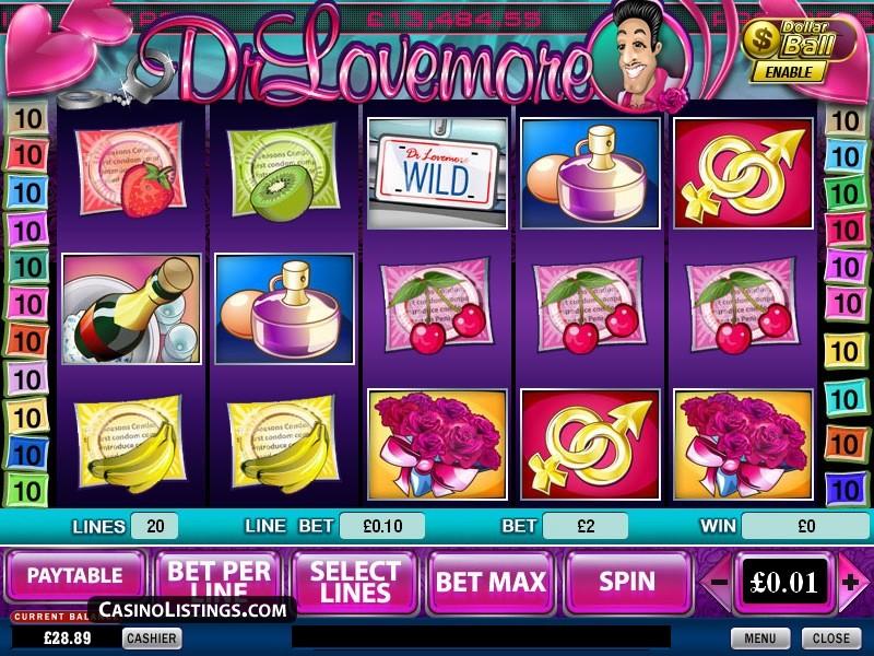Dr Lovemore Slot -84950