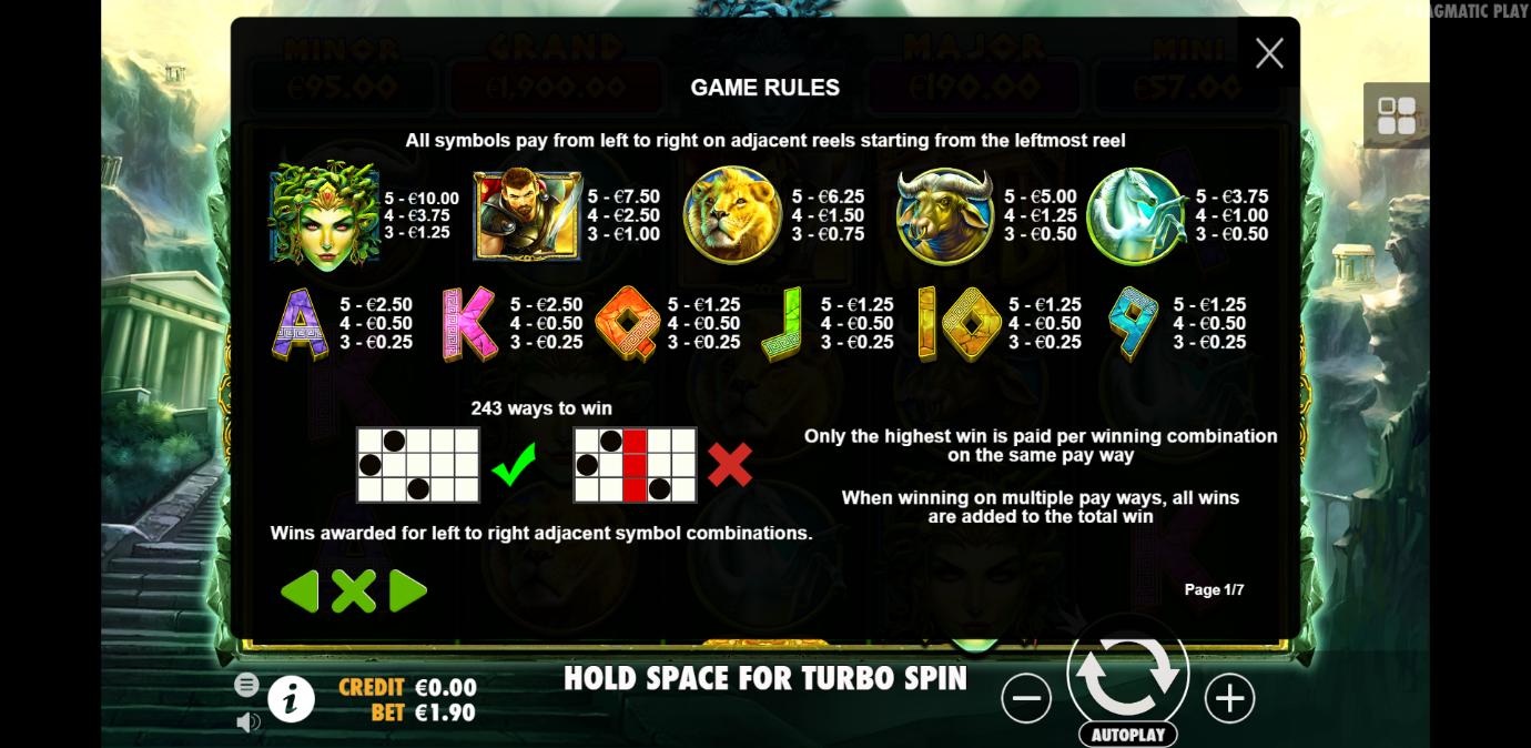Dragon Champions Slot -42496