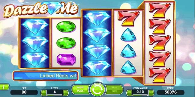 Dazzle Me Slot -23796