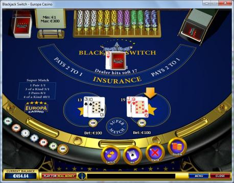 Blackjack Strategy -34705