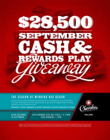 Casino Car Giveaway -30411