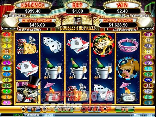Egyptian Slots Bonus -71462