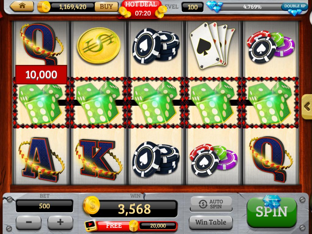 Winning Slots -82384