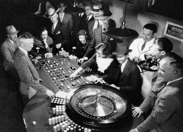 Famous Gamblers -94753